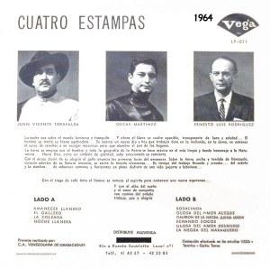 CUATRO ESTAMPAS B