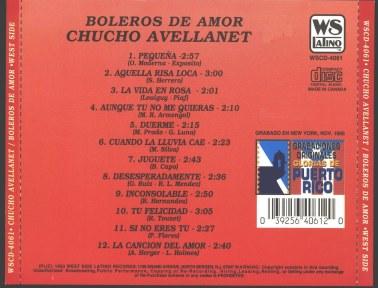 BOLEROS DE AMOR CD B