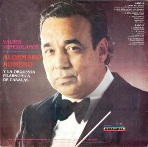 Aldemaro Romero - Valses Venezolanos Tras2