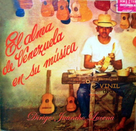 El Alma de Venezuela en su Música  front2