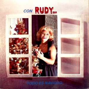 Rudy Hernandez - Todo es navidad Frenteb