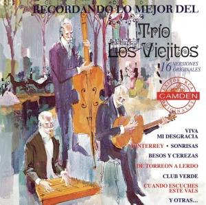 Portada, Recordando lo Mejor Del Trio Los Viejitos, Versiones Originales (2)