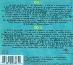 BOLEROS SERIE 32 B