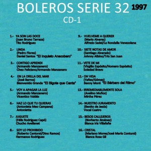Copia de Copia de BOLEROS SERIE 32 B-1