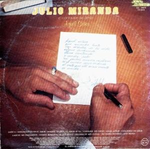 Julio Miranda 2