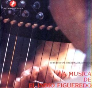 La Musica del Indio Figueredo - Front