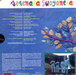 Serenata Guayanesa Tras