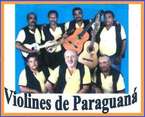 Violines de Parag.