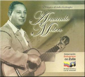 A. Molero (front)