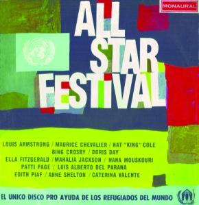 ALL STAR FESTIVAL F 1