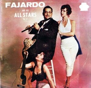 Fajardo y Sus Estrellas Vol 6 - Front