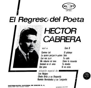 Hector Cabrera 2