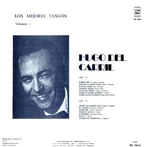 Hugo Del Carril Tras