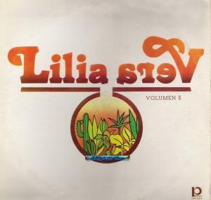 Lilia Vera - Volumen 5 (1983)